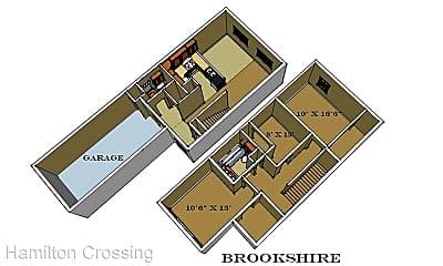Bedroom, 2982 Creekside Dr, 2