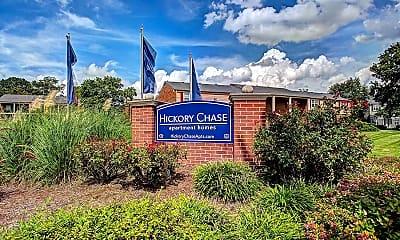 Community Signage, Hickory Chase, 2