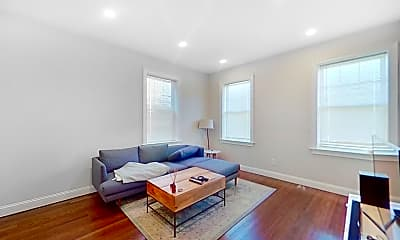 Living Room, 2017 Commonwealth Ave., #4, 0