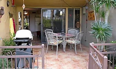 Patio / Deck, 1655 E. Palm Canyon Dr #703, 1