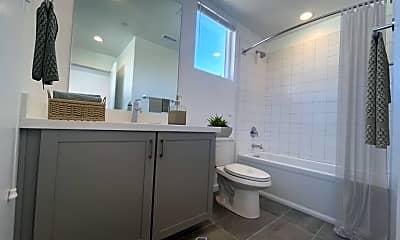 Bathroom, 1272 East Santa Clara St, 2