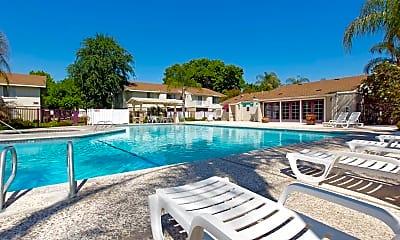 Pool, Carmel Crest Apartments, 0