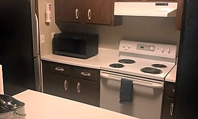 Kitchen, 7700 Brooks St, 1