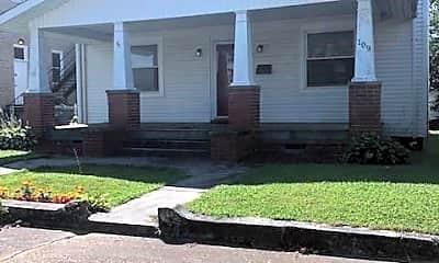 Building, 109 S Willard Ave, 0