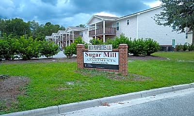 Sugarmill Apartments, 1
