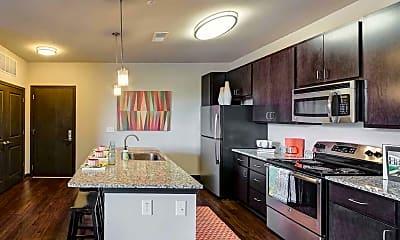 Kitchen, 930 NoMo, 0