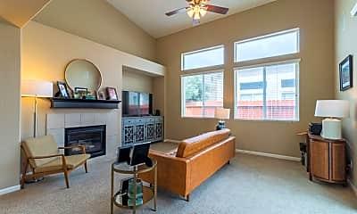 Living Room, 1812 W Bella Oaks Way, 1