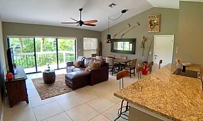 Living Room, 11863 Wimbledon Cir 502, 1