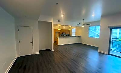 Living Room, 6428 Woodley Ave, 1