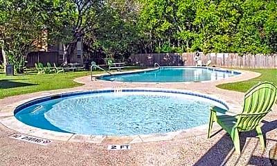 Pool, The Monterrey, 1