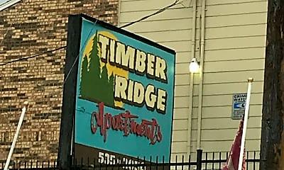 Timber Ridge Apartments, 1