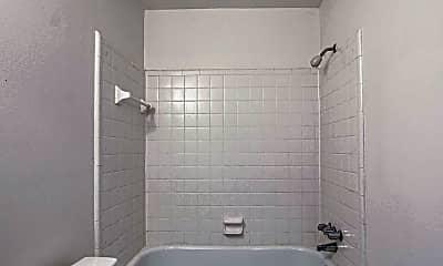 Bathroom, Park Layne Apartments, 2