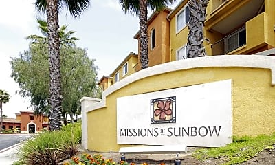 Building, Missions at Sunbow, 0