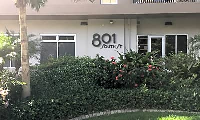 801 South St Condos (Workforce Housing) Phase 1 Parking Garage, 1