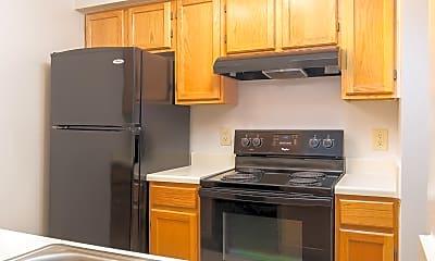 Kitchen, Huntsview Apartments, 2
