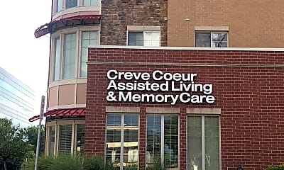 CREVE COEUR ASSISTED LIVING & MEMORY CARE, 1