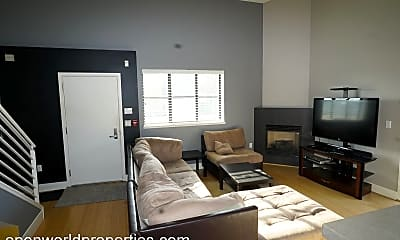 Bedroom, 1555 32nd Street, Unit 5, 1