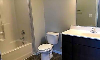 Bathroom, McKinley Plaza, 2