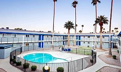 Building, Paradise Vista Apartments, 2