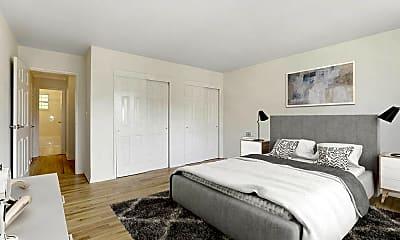 Bedroom, Parkway East Apartments, 2