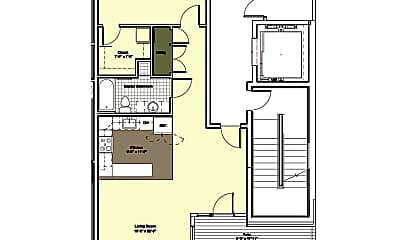 Square View Apartments, 2