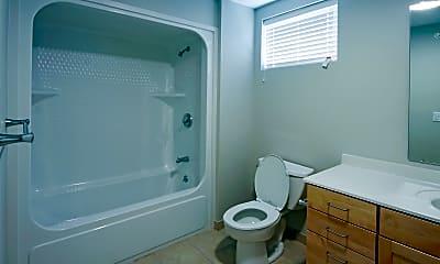 Bathroom, Village De Jardin, 2