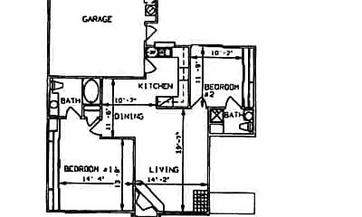 Patio / Deck, 1201 N Rainbow Blvd, 2