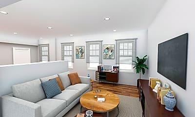 Living Room, 246 Market Street, 0