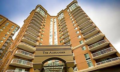 Community Signage, The Alexander, 0