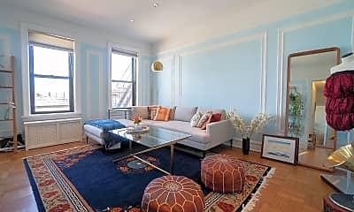 Living Room, 125 Eastern Pkwy, 0