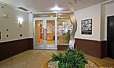 Living Room, 222 Glenwood Ave 513, 0