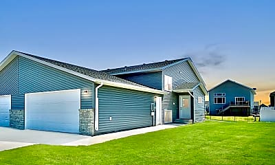 Journey Twin Homes, 1