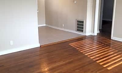 Living Room, Manhattan Apartments, 1