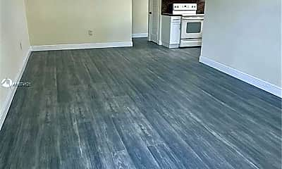 Living Room, 1037 NW 95th St 4, 1