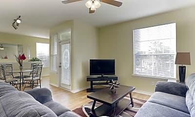 Living Room, Lory of Braden River, 1