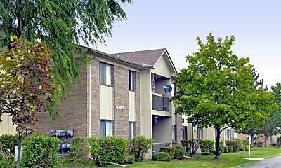 Building, Sandhurst Apartments, 0
