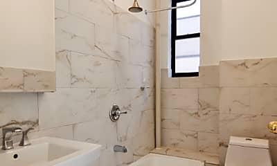 Bathroom, 532 W 111th St, 2