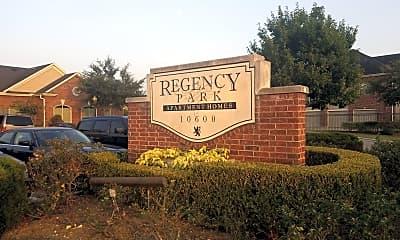 Regency Park Apartments, 1