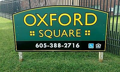 Oxford Square, 1