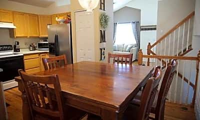 Dining Room, 8390 Dassel Dr, 0