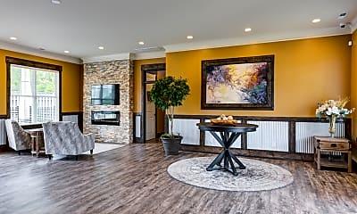 Living Room, Avalon Springs, 1