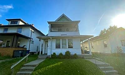 Building, 616 Platt St, 0