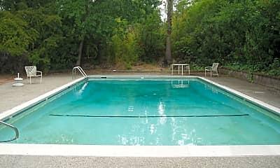 Pool, Casa Sierra, 2