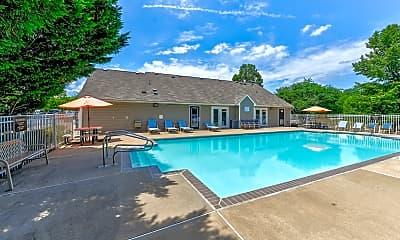 Pool, Crestview Apartments, 0