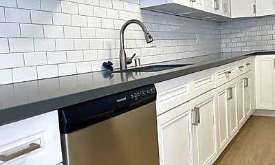 Kitchen, 435 N Oakhurst Dr, 2