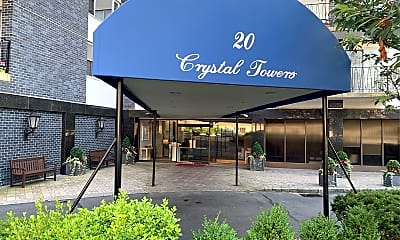 20 crystal towers, 1