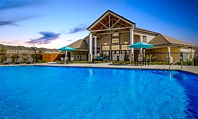 Pool, 5575 W Rayford Rd, 0