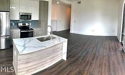 Kitchen, 1777 Peachtree St NE 809, 1