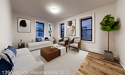 Living Room, 139 Payson Ave, 0