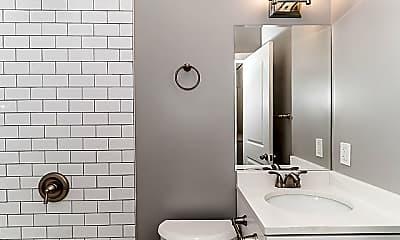 Bathroom, 2246 S Whipple St 2R, 2